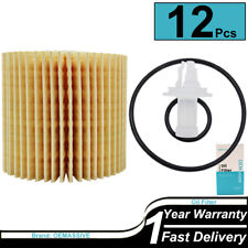 FOR AVALON RAV4 SIENNA CAMRY LEXUS SCION OIL FILTER SET OF (12) 04152-YZZA1