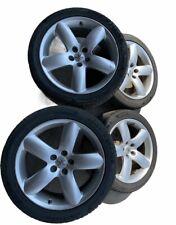 Peugeot 407 607 4x Alufelgen Felgen 18 Zoll 9652091580 6Jx18 ET41 235 45 18 Wint