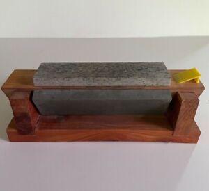 Vintage Smith's Tri-Hone Natural Arkansas Sharpening Stones, pocket size stone
