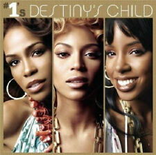 DESTINY'S CHILD (#'1'S - GREATEST HITS CD SEALED + FREE POST)