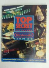 Top Secret Passwords Nintendo Official Players Guide