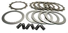 Suzuki RM 250, 1987, Clutch Kit - RM250 - Friction, Steel Plates & Spring Set