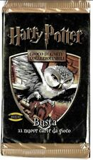 HARRY POTTER  GIOCO DI CARTE COLLEZIONABILI  - Bustina con 11 card  - Sogg. 1