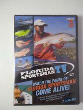 Florida Sportsman TV Season 3 (2007) DVD
