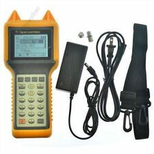 RY-S200 Tv Catv Cable Testing Ber 46-870MHZ Digital Signal Level Meter Mer Ne er