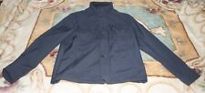 Brand New Michael Kors Mens Military Style Blue Jacket Size Large