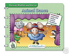 NEW LEAPFROG Little Touch LeapPad Book: Animal Dance