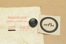 NOS OEM Homelite 410 450 Super EZ XL-Mini Chain Oiler Oil Pump Button 65084