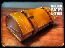 Brown BMW Tool BAG BMW R69S R50/2 R60/2 R27 R67/3 R51 -original motonit bag