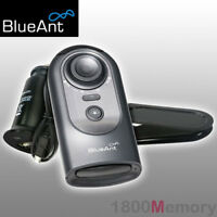 BlueAnt Commute 3 Bluetooth Voice Handsfree Car Speakerphone for Apple iPhone