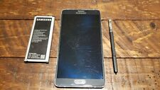 Samsung Galaxy Note 4 SM-N910V - 32 GB - Charcoal Black (Verizon) Smartphone