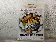 Jay And Silent Bob Strike Back (DVD, 2002, 2-Disc Set)