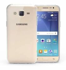 New Transparent Samsung Galaxy J3 2016 Ultra Thin Clear Silicone Gel Case Cover