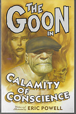 The Goon Vol 9: Calamity of Conscience by Eric Powell 2009, Tpb Dark Horse