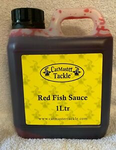 CatMaster Tackle Red Fish Sauce 1ltr