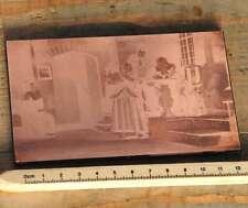 Galvano Druckstock Kupferklischee Druckplatte Drucker Bleisatz Druck Handsatz