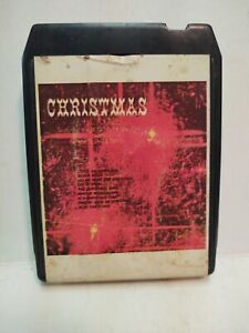 Music City Singers Christmas Favorites Halo Eight 8 Track Tape et158