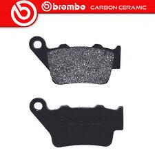 Plaquette De Frein Brembo Carbone Ceramic Arrière KTM 790 DUKE 799 2018 >