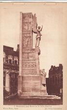 ARRAS 1 monument aux morts par Félix Desruelles photo Marc Vaux