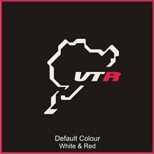 Citroen Saxo VTR Nurburgring Circuit Decal, Track, Vinyl, Sticker, N2028