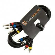 RCA/Cinch Male Pro-Audio Kabel, Leitungen & Stecker