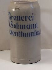 BIERKRUG BRAUEREI M.SOBMANN KIRCHENTHUMBACH