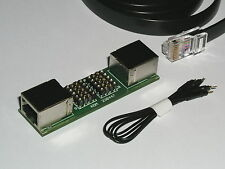 RJ-50   RJ50     Mess und Prüf Adapter  10 polig