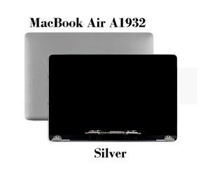 "Apple MacBook Air a1932 13.3"" Retina Volle LCD Bildschirm 2018 2019 Silber"