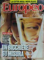 EUROPEO N.17 1989