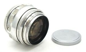 Vintage Jupiter-9 85mm F2 M39 Mount Lens (Small Mark) - 6157