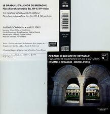 GRADUEL D'ALIENOR DE BRETAGNE - ENSEMBLE ORGANUM , M. PÉRÈS