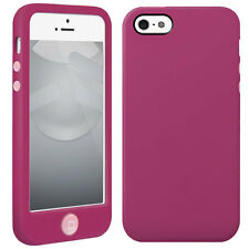 NEW SWITCHEASY COLORS IPHONE 5 5S SE SILICONE CASE COVER FUCHSIA PINK SW-COL5-P
