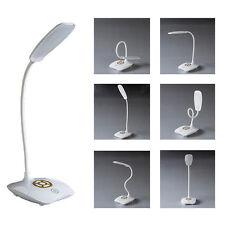 Lampe LED de Bureau Tactile Lecture USB Rechargeable Flexible protéger la vue