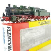 FLEISCHMANN 1821 MARKLIN AC MFX DIGITAL - KPEV 0-8-0 CLASS G8 LOCOMOTIVE No.5307