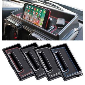 Car Interior Dashboard Storage Box Car Phone Holder For Suzuki Jimny 2019 2020 O