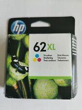 Hp 62XL Tri Colour Inkjet Cartridge C2P07AE BNIB
