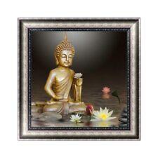 Buddha Holding Lotus DIY 5D Diamond Painting Embroidery Cross Stitch Home Decor
