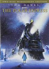 The Polar Express (Two-Disc Widescreen Edition) - Dvd By Tom Hanks - Very Good