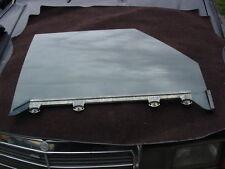Mercedes Benz 107 450 380 560 SL right passenger door glass window glass track