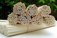 """30 Rattan Natural Gold Reed Diffuser High Quality Replacement Sticks 10"""" x 3mm"""