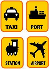 Taxi Sign, Port sign, Station Sign,  Airport Sign Reproduction Metal Signs