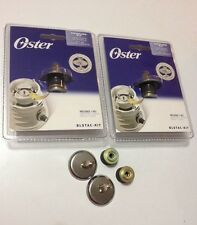 2 Oster Osterizer Coupling Kits BLSTAC-KIT All Original Oster Couplers. NEW!