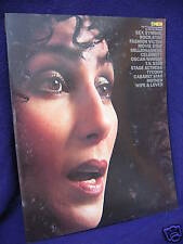 CHER - The Visual Documentary - Mick St Michael - Book