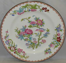 Minton Cuckoo (Smooth,white,globe Bks) Salad Plate