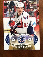 2015 UD National Hockey Card Day America's Rookies #NHCD-10 Andre Burakovsky