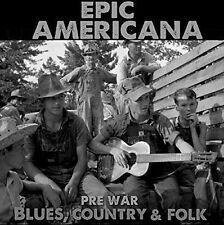 CD de musique folk country blues