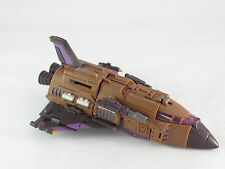 Transformers Warbotron WB01A Air Burst (Blast Off) Swindle Complete Bruticus