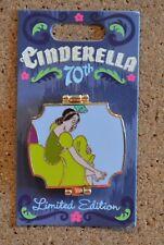 Pin 138382 Cinderella 70th Anniversary - the Glass Slipper