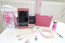 Samsung Galaxy S2 I9100 * PINK +XXL EXTRAS * Android * Display w NEU * Rose Rosa