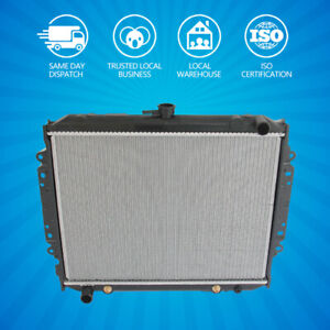 RADIATOR FIT HOLDEN RODEO TF G1 G3 G6 G7 2.6 PETROL 4CYL AT MT 1987-1997